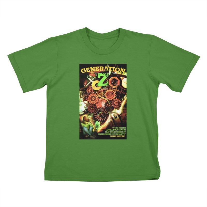 Generation Z Kids T-shirt by tsg's artist shop