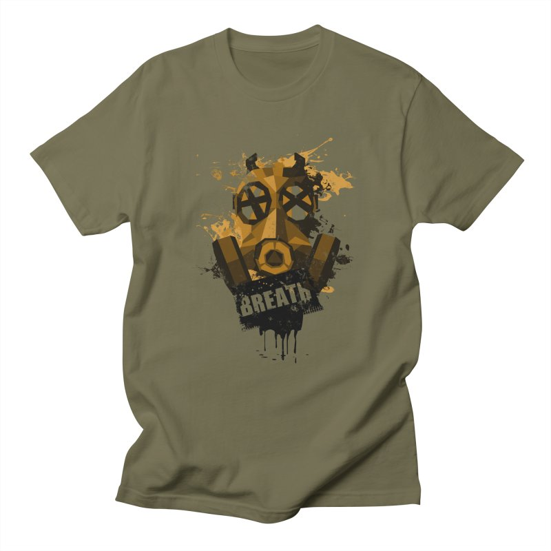 Breath! Men's T-shirt by tsg's artist shop