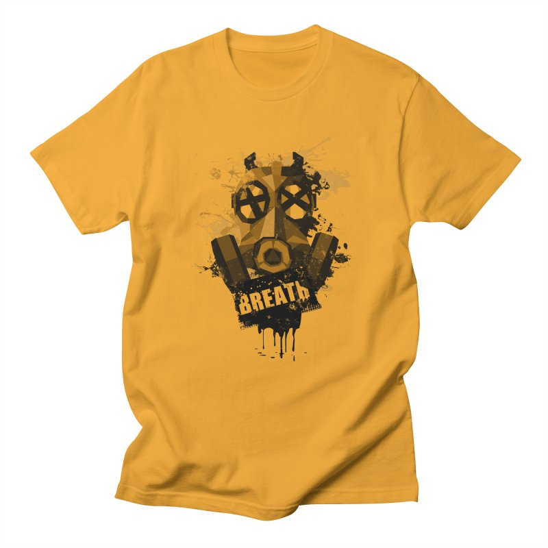 Breath! Men's T-shirt by tsg's artist shop