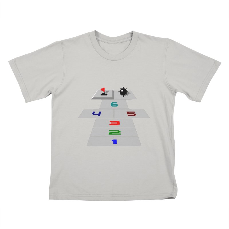 Minescotch Kids T-shirt by tshirtbaba's Artist Shop