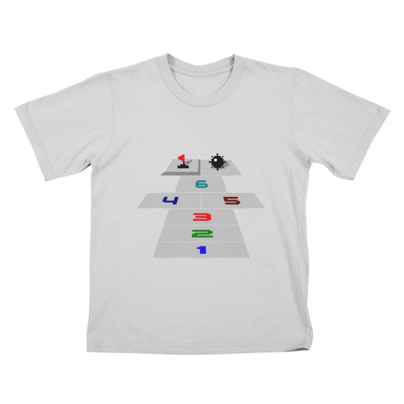 Minescotch Kids T-Shirt by tshirtbaba's Artist Shop