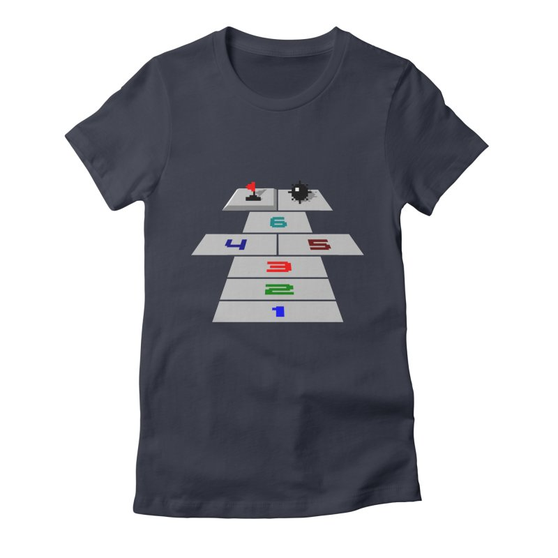 Minescotch Women's Fitted T-Shirt by tshirtbaba's Artist Shop