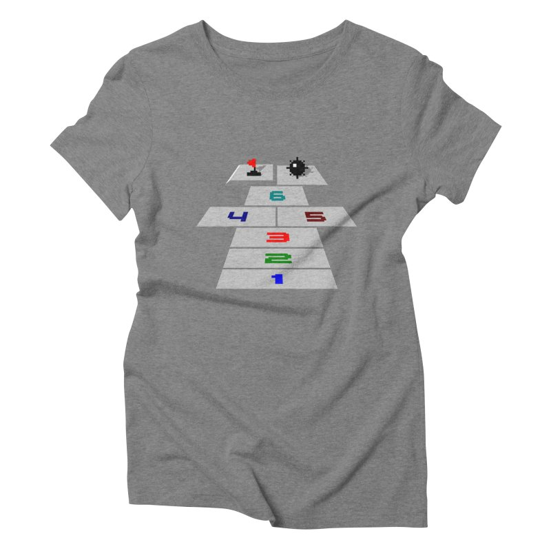 Minescotch Women's Triblend T-shirt by tshirtbaba's Artist Shop