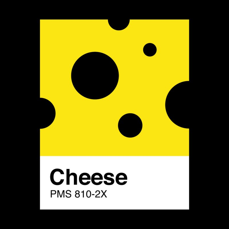Cheese pantone Men's Tank by tshirtbaba's Artist Shop