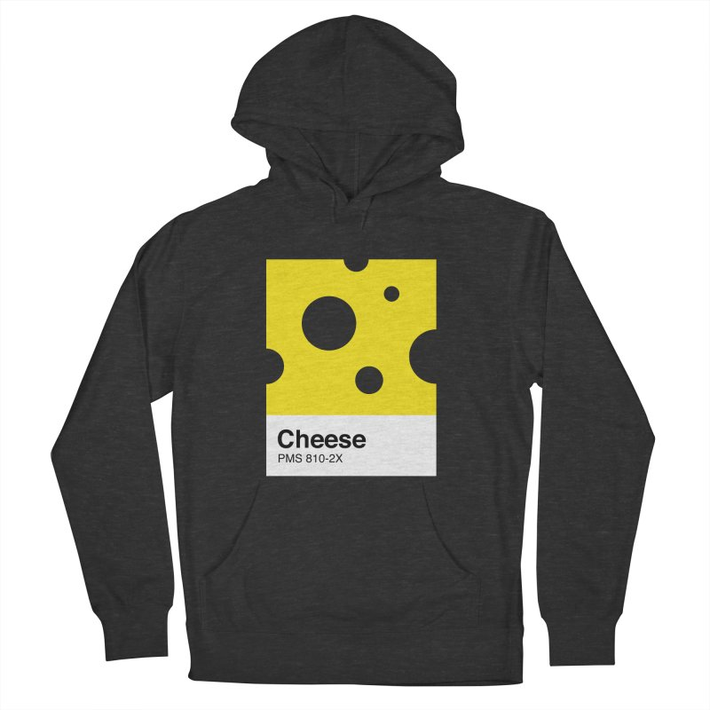 Cheese pantone Men's Pullover Hoody by tshirtbaba's Artist Shop