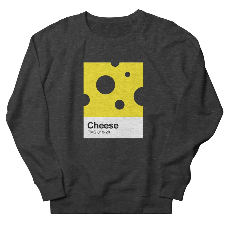 Cheese pantone Women's Sweatshirt by tshirtbaba's Artist Shop