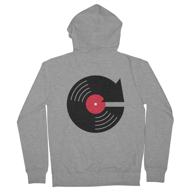 Replay Music Men's Zip-Up Hoody by tshirtbaba's Artist Shop