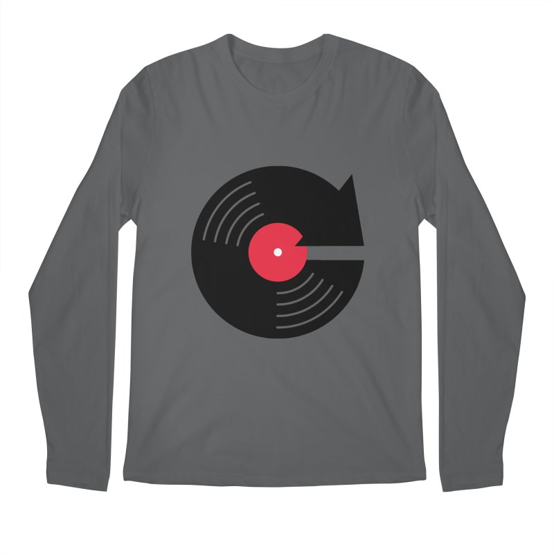 Replay Music Men's Longsleeve T-Shirt by tshirtbaba's Artist Shop