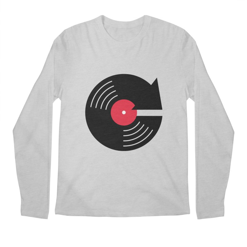 Replay Music Men's Regular Longsleeve T-Shirt by tshirtbaba's Artist Shop