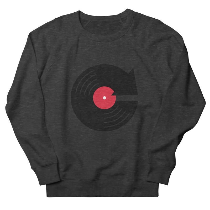 Replay Music Women's French Terry Sweatshirt by tshirtbaba's Artist Shop