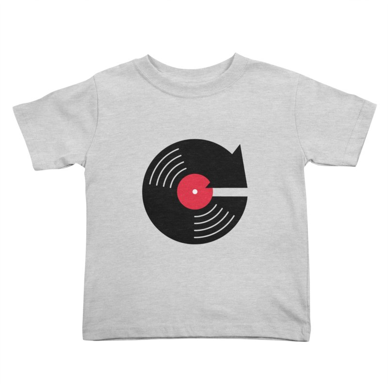 Replay Music Kids Toddler T-Shirt by tshirtbaba's Artist Shop