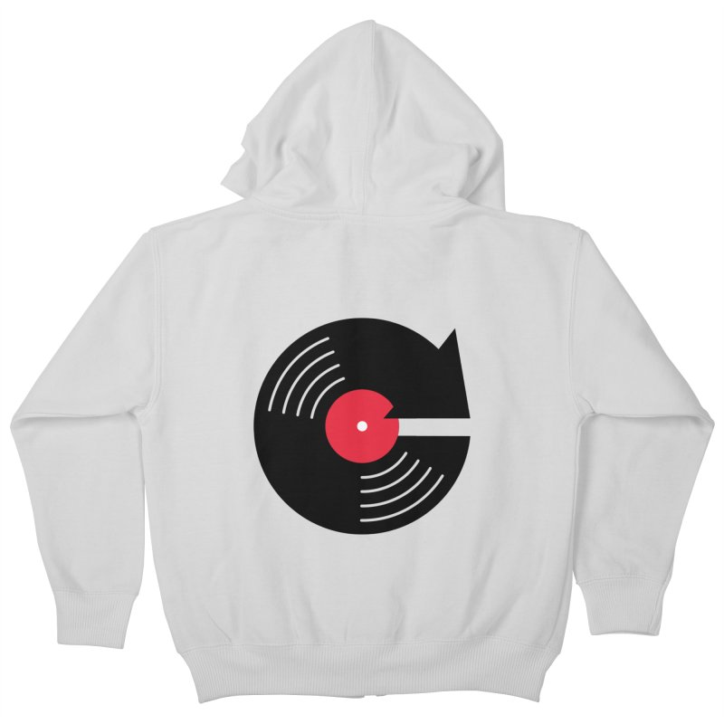 Replay Music Kids Zip-Up Hoody by tshirtbaba's Artist Shop