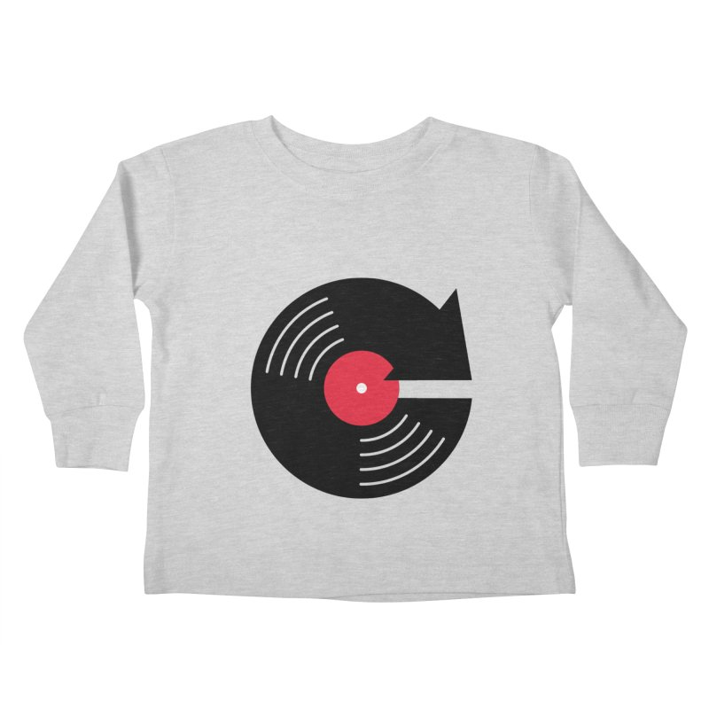 Replay Music Kids Toddler Longsleeve T-Shirt by tshirtbaba's Artist Shop