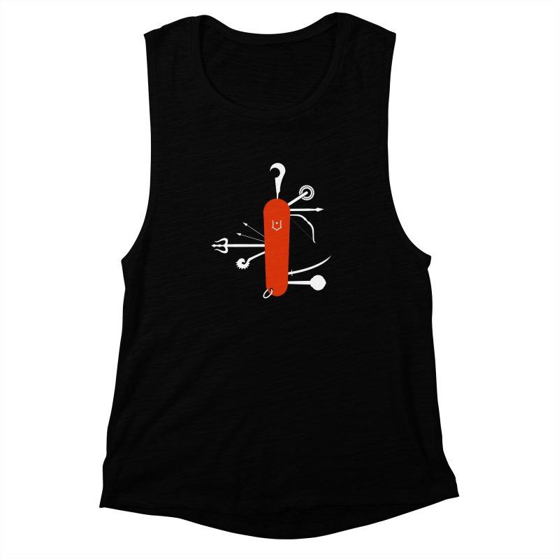 Astorinox Women's Muscle Tank by tshirtbaba's Artist Shop