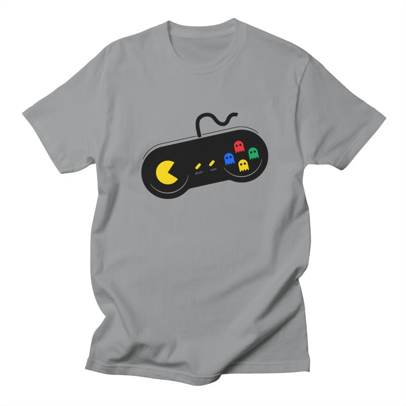 More ghosts and remotes Men's T-shirt by tshirtbaba's Artist Shop