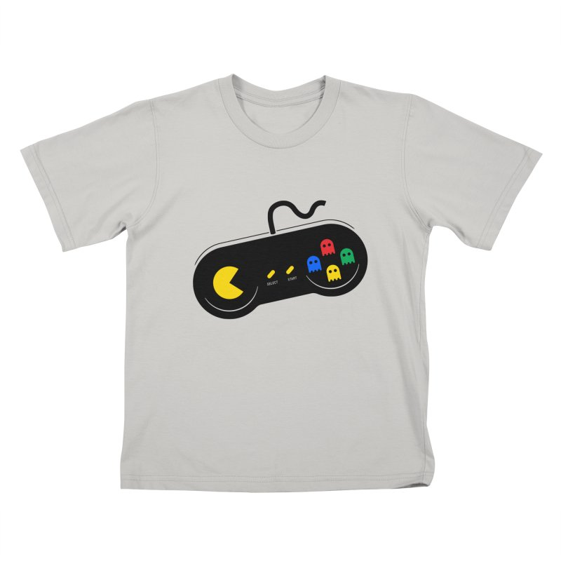 More ghosts and remotes Kids T-shirt by tshirtbaba's Artist Shop