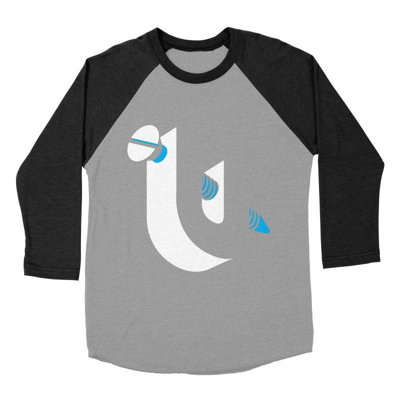 Screw U Women's Baseball Triblend T-Shirt by tshirtbaba's Artist Shop