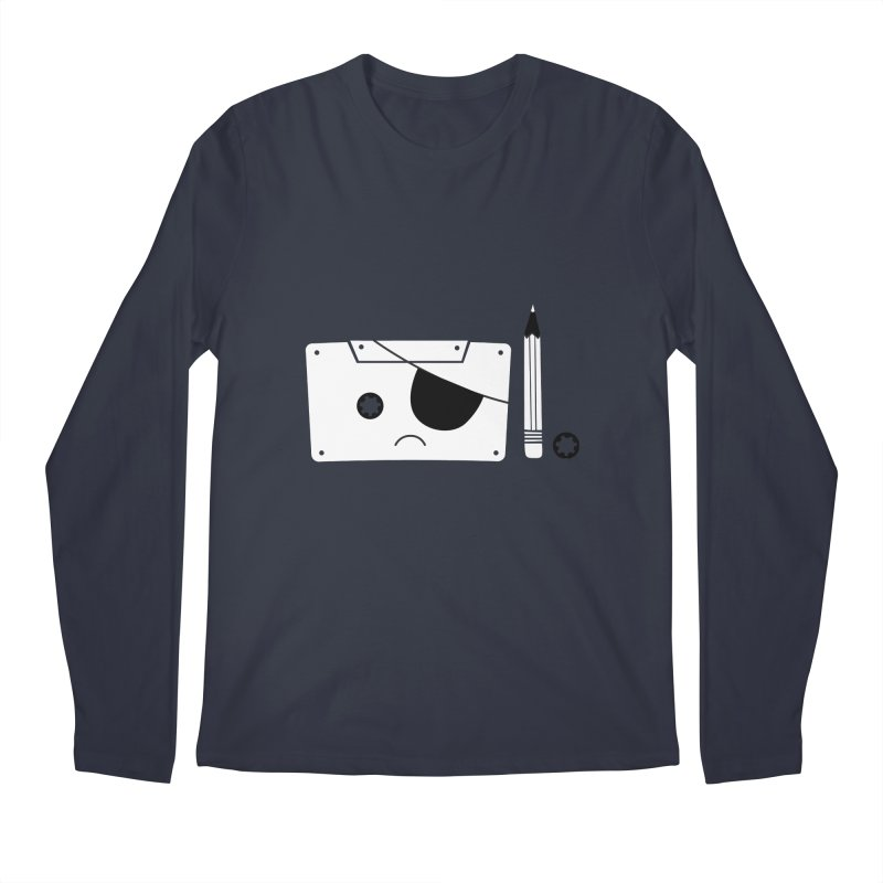 Met with an accident Men's Regular Longsleeve T-Shirt by tshirtbaba's Artist Shop