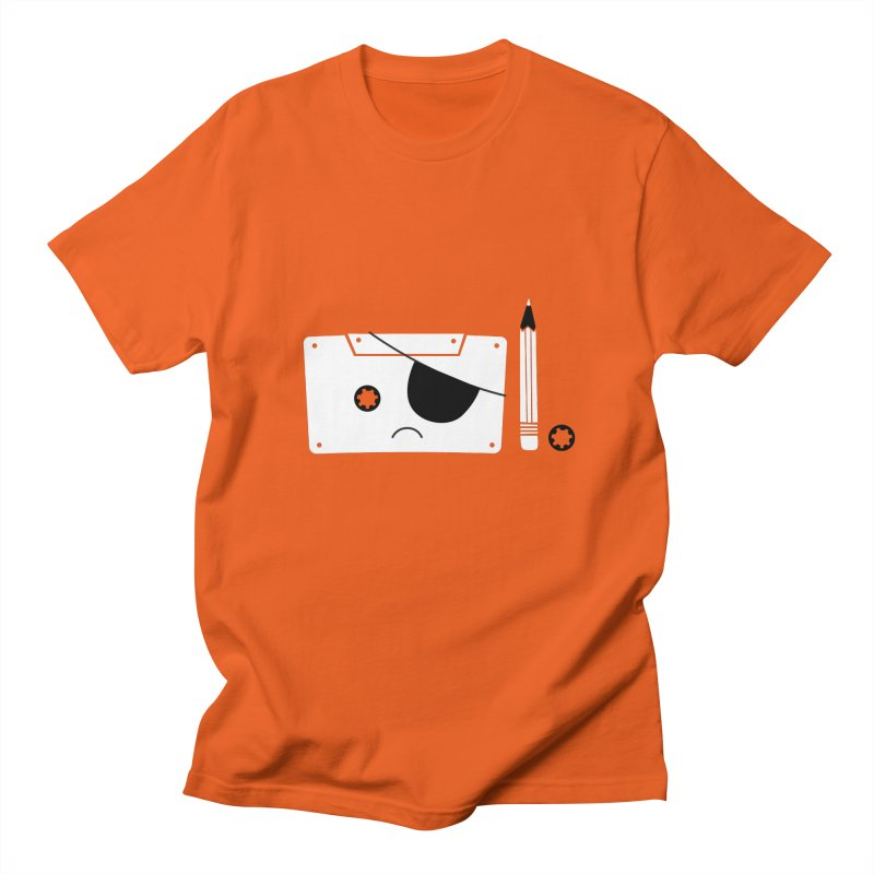 Met with an accident Men's Regular T-Shirt by tshirtbaba's Artist Shop