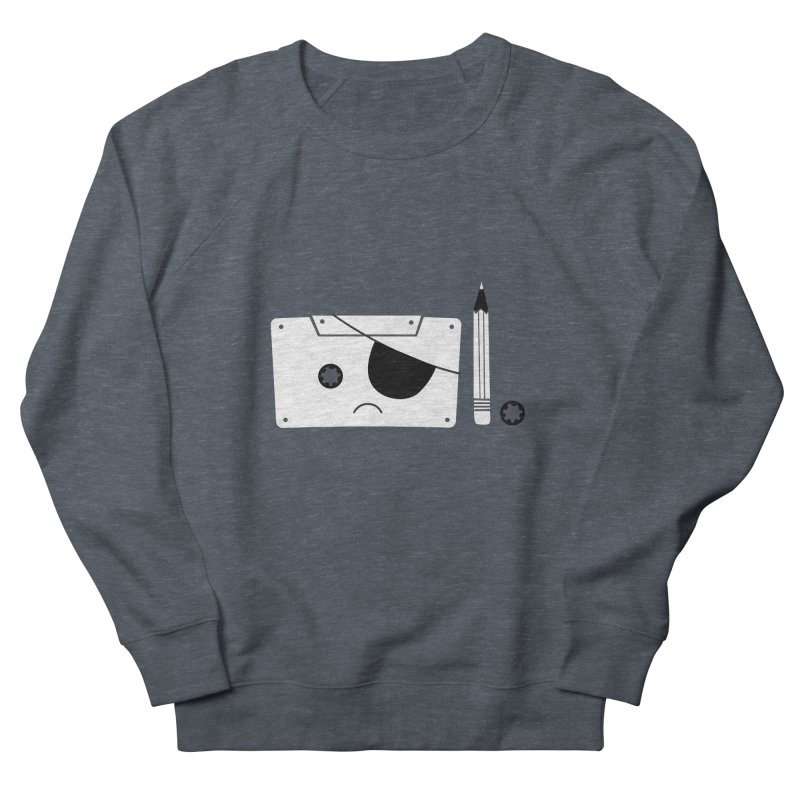 Met with an accident Women's French Terry Sweatshirt by tshirtbaba's Artist Shop