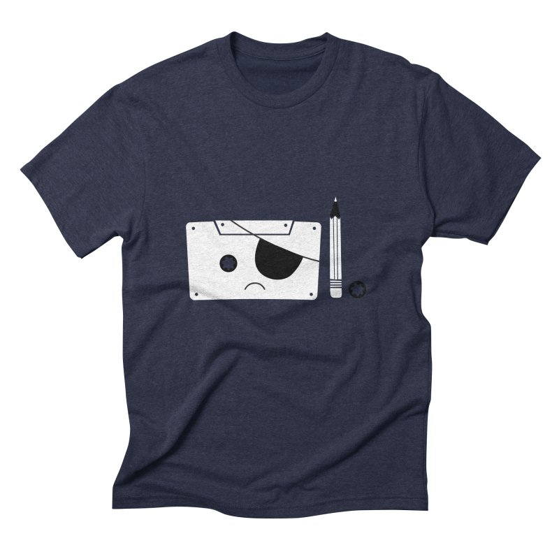 Met with an accident Men's Triblend T-shirt by tshirtbaba's Artist Shop