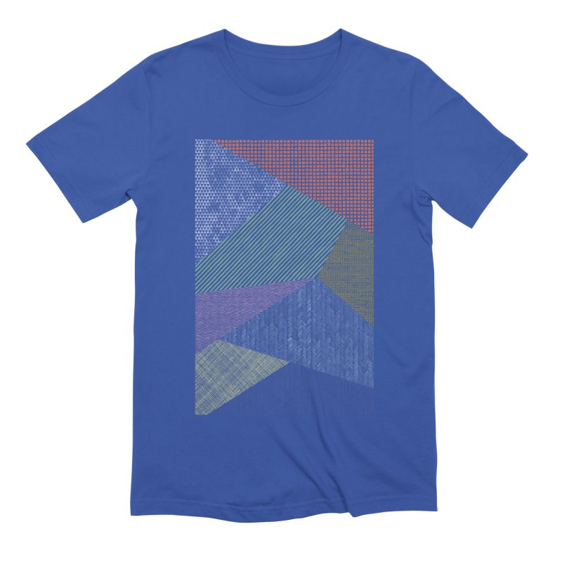 Pattern 2 Men's T-Shirt by The Mindful Tee