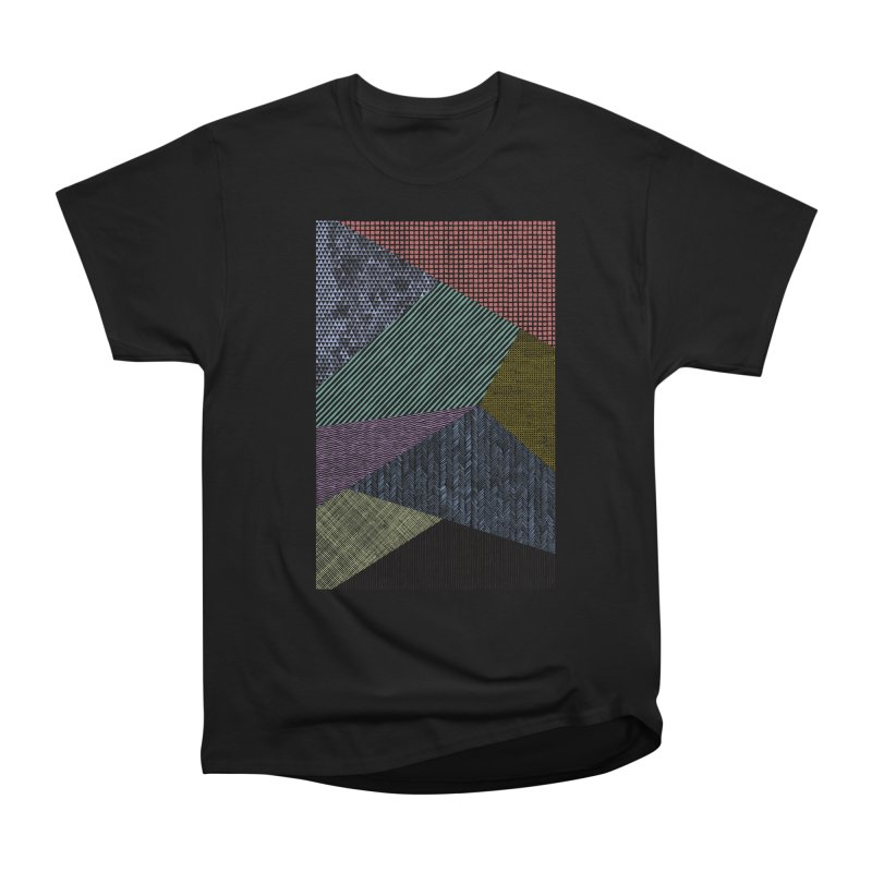 Pattern 2 Women's Classic Unisex T-Shirt by The Mindful Tee