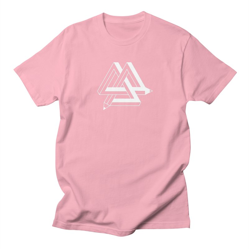 Illusion Men's Regular T-Shirt by The Mindful Tee