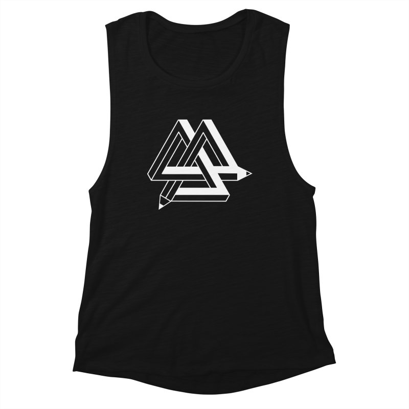 Illusion Women's Tank by The Mindful Tee