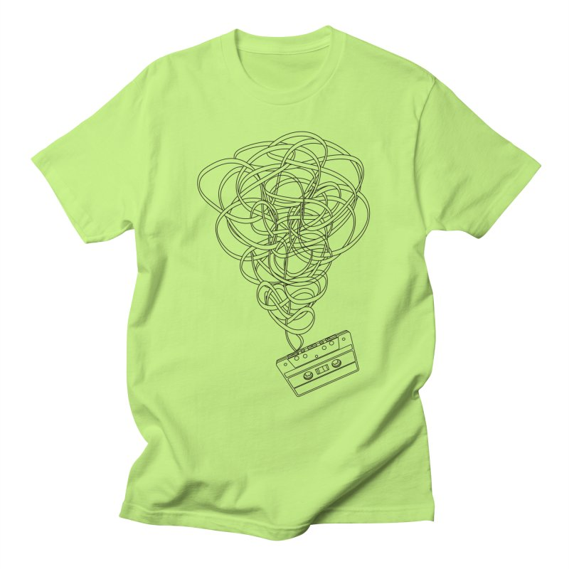 Remix Men's T-Shirt by The Mindful Tee