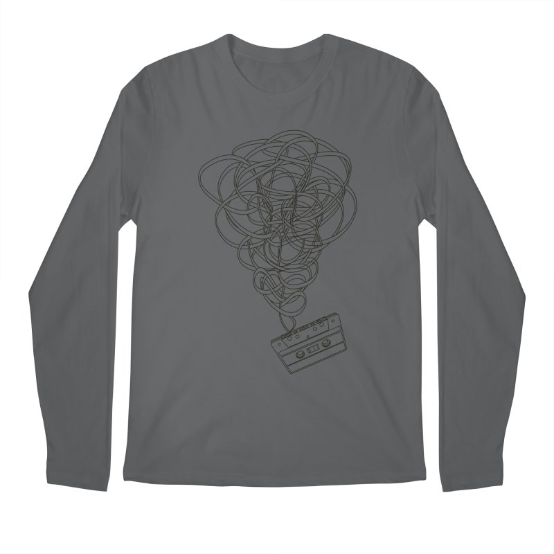 Remix Men's Longsleeve T-Shirt by The Mindful Tee