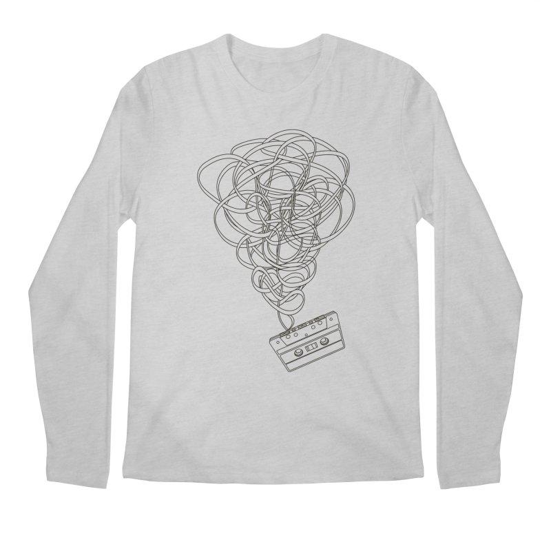 Remix Men's Regular Longsleeve T-Shirt by The Mindful Tee