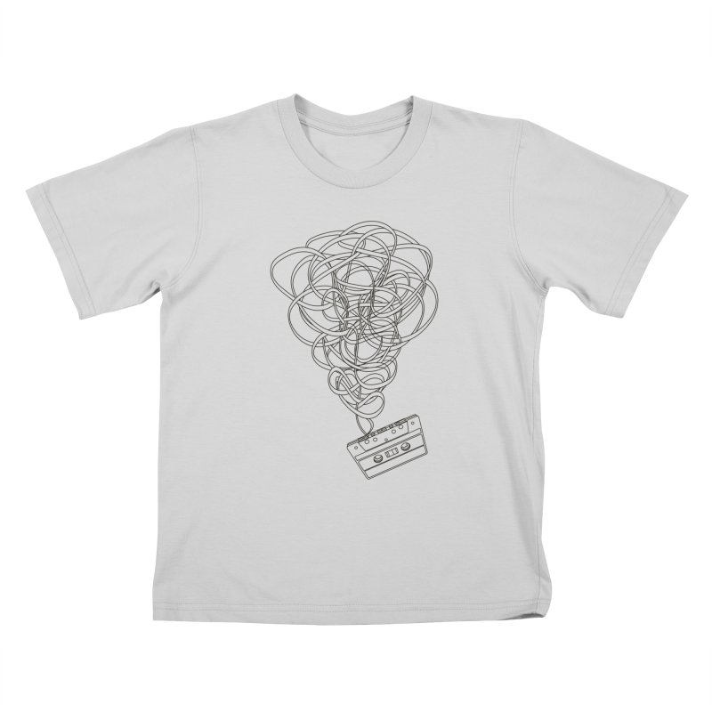 Remix Kids T-Shirt by The Mindful Tee