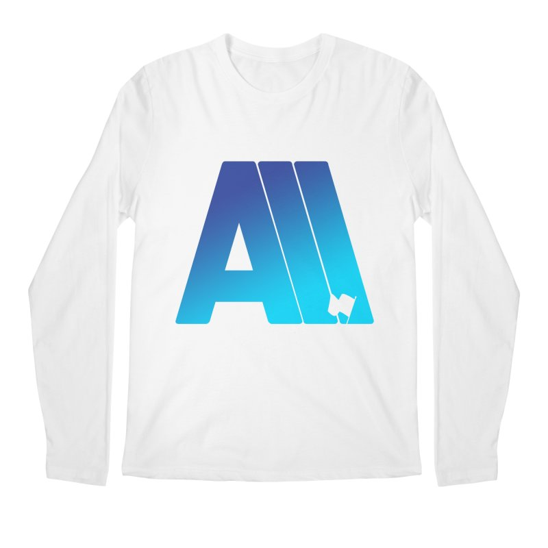 I Surrender All Men's Regular Longsleeve T-Shirt by Tie Them As Symbols