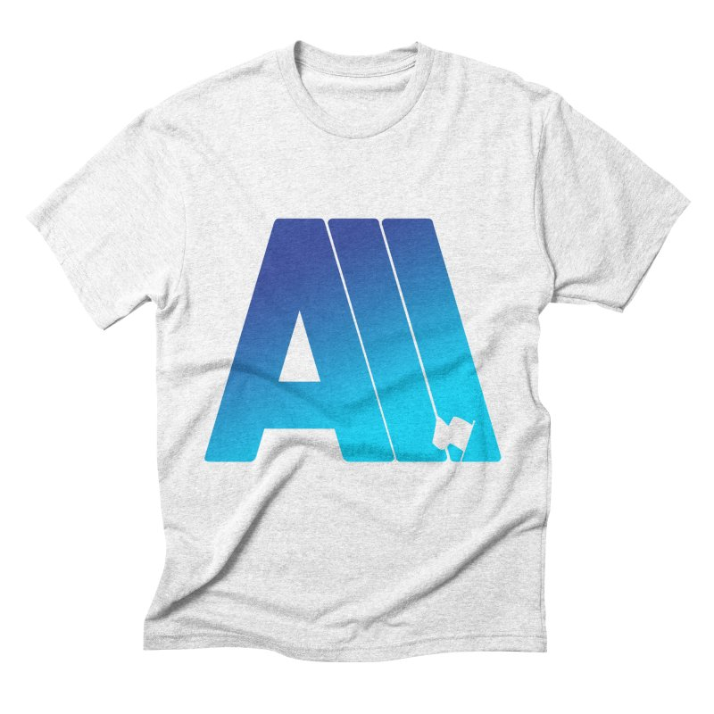 I Surrender All Men's Triblend T-shirt by Tie Them As Symbols
