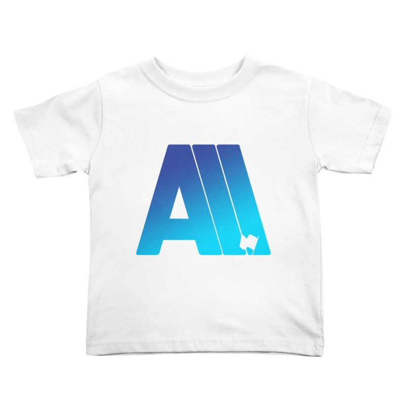I Surrender All Kids Toddler T-Shirt by Tie Them As Symbols