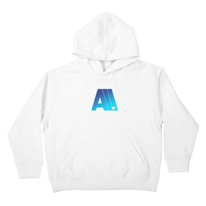 I Surrender All Kids Pullover Hoody by Tie Them As Symbols