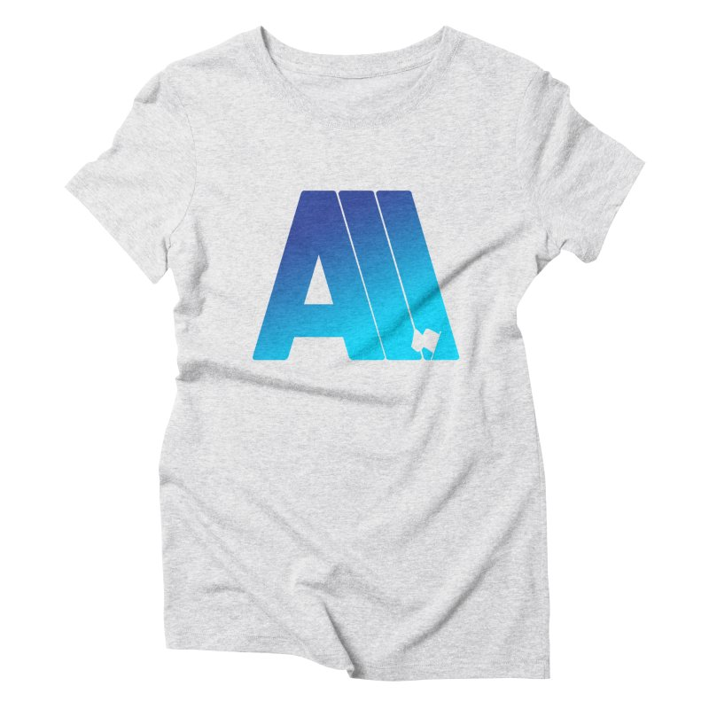 I Surrender All Women's Triblend T-shirt by Tie Them As Symbols