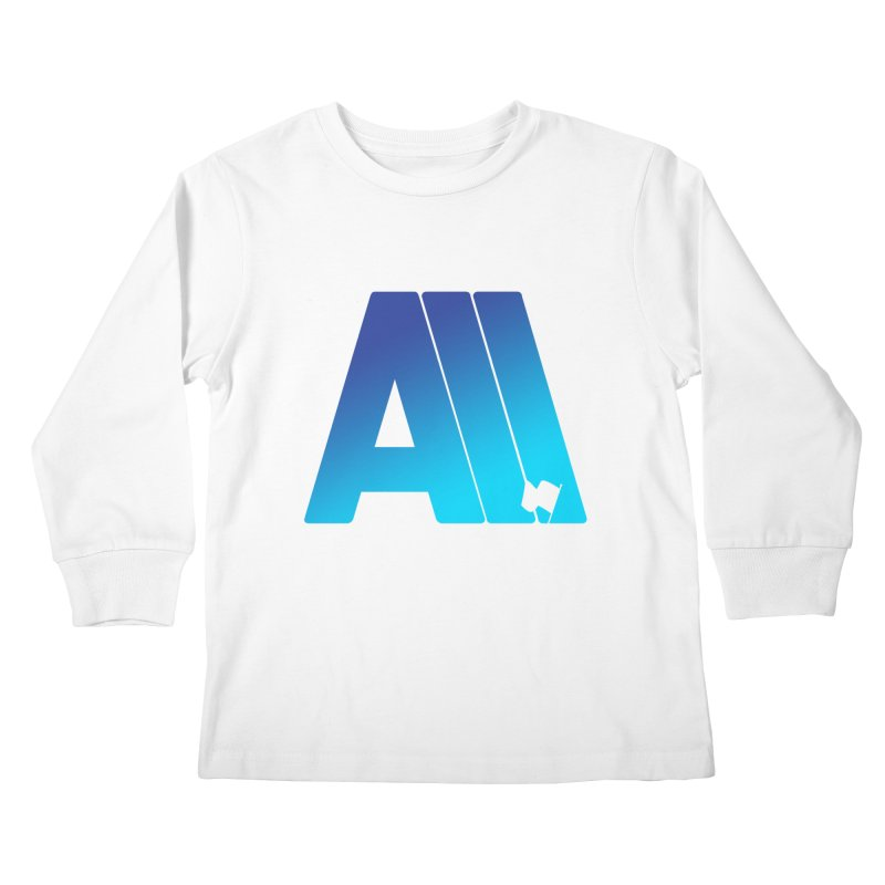 I Surrender All Kids Longsleeve T-Shirt by Tie Them As Symbols