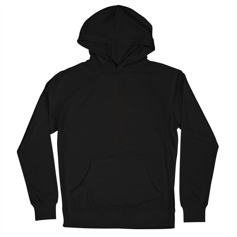 Remain Men's French Terry Pullover Hoody by Tie Them As Symbols