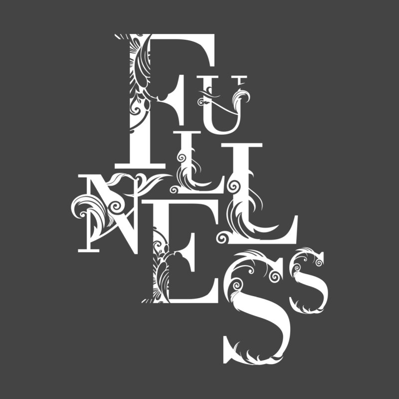 Fullness Men's Sweatshirt by Tie Them As Symbols