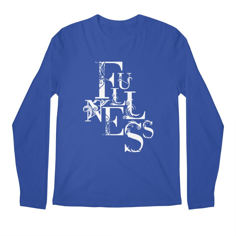 Fullness Men's Longsleeve T-Shirt by Tie Them As Symbols