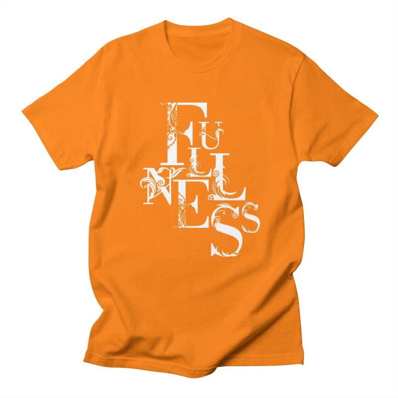 Fullness Men's Regular T-Shirt by Tie Them As Symbols