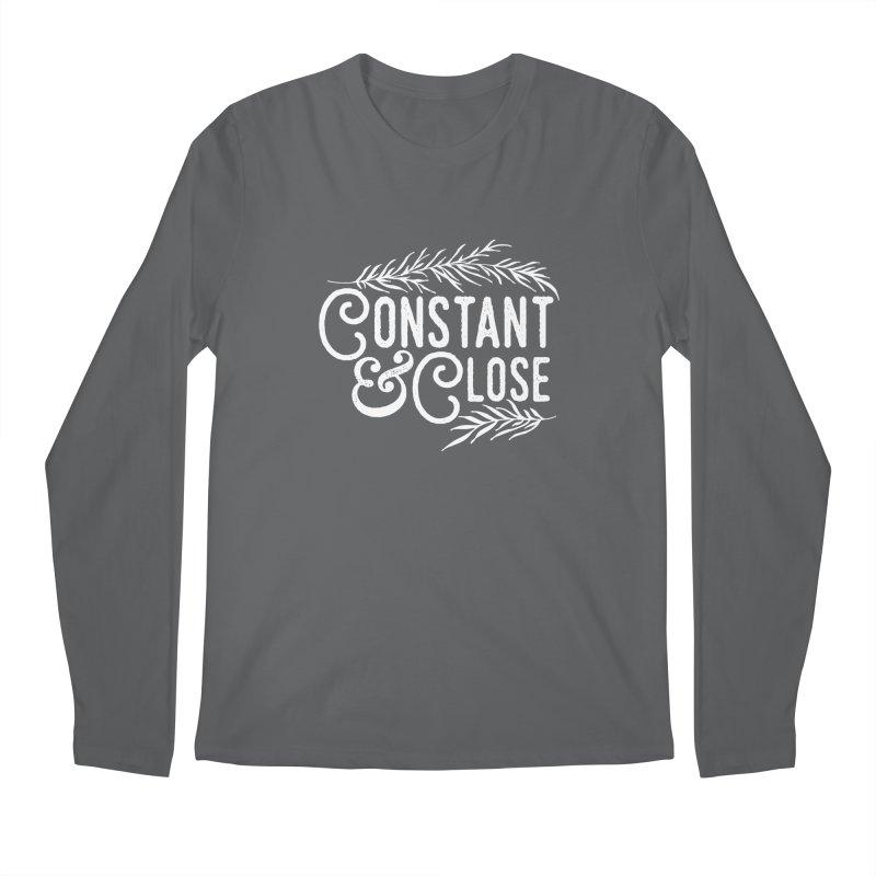 Constant & Close Men's Longsleeve T-Shirt by Tie Them As Symbols