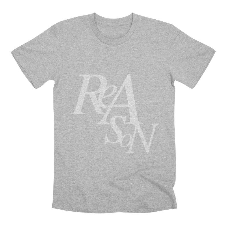 Reason Men's Premium T-Shirt by Tie Them As Symbols