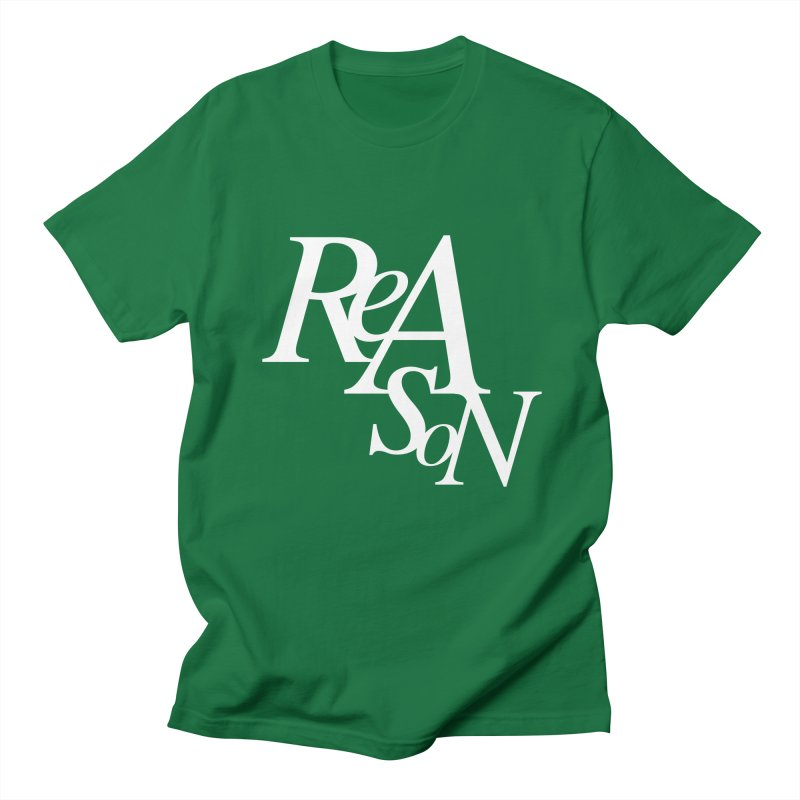 Reason Women's Regular Unisex T-Shirt by Tie Them As Symbols