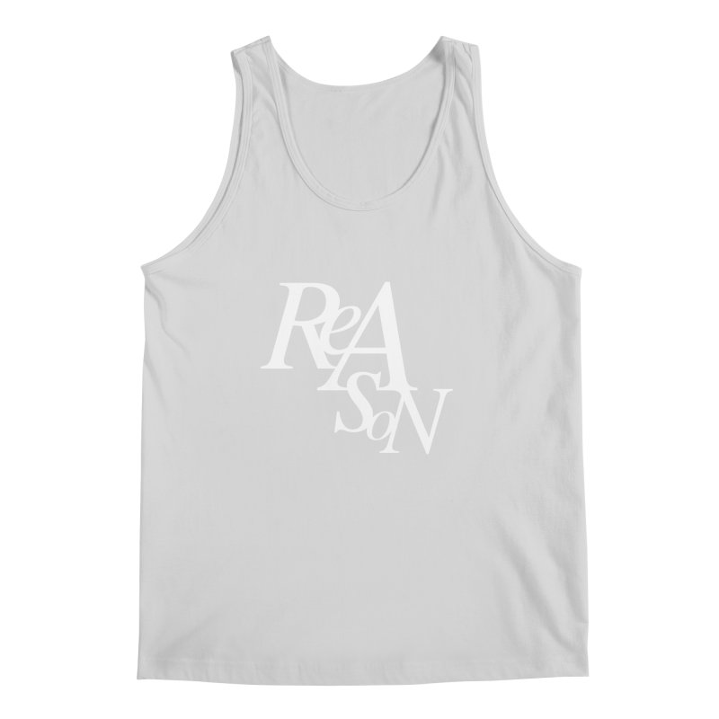 Reason Men's Regular Tank by Tie Them As Symbols