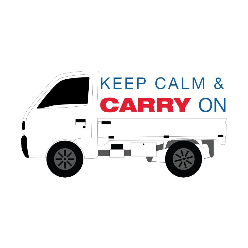 Suzuki Carry On by tuanies's Artist Shop