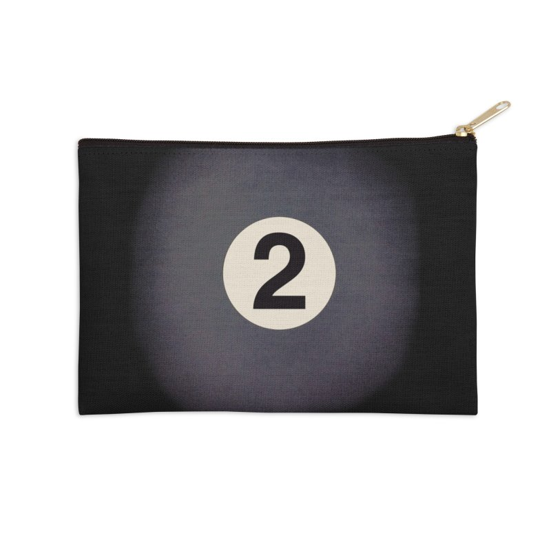 Two Accessories Zip Pouch by Tucker Makes Shirts
