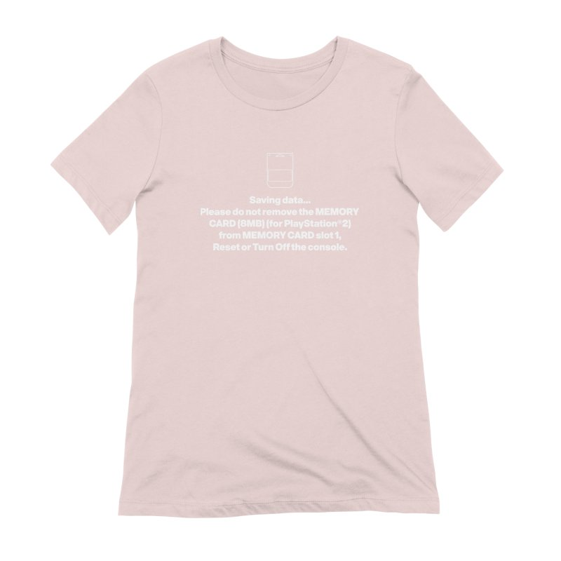 Memory Card Women's Extra Soft T-Shirt by tulleceria
